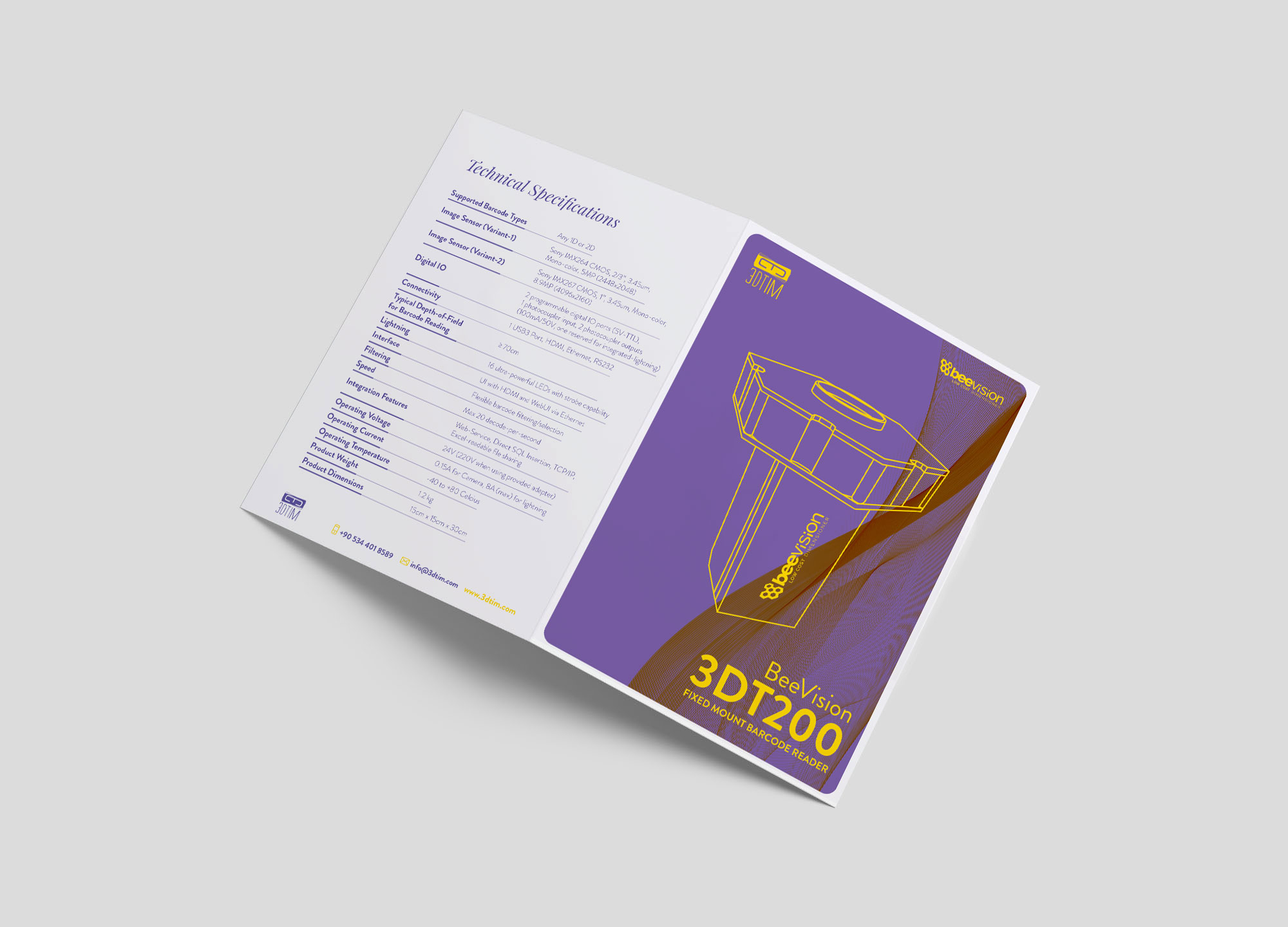 3DTIM | Beevision