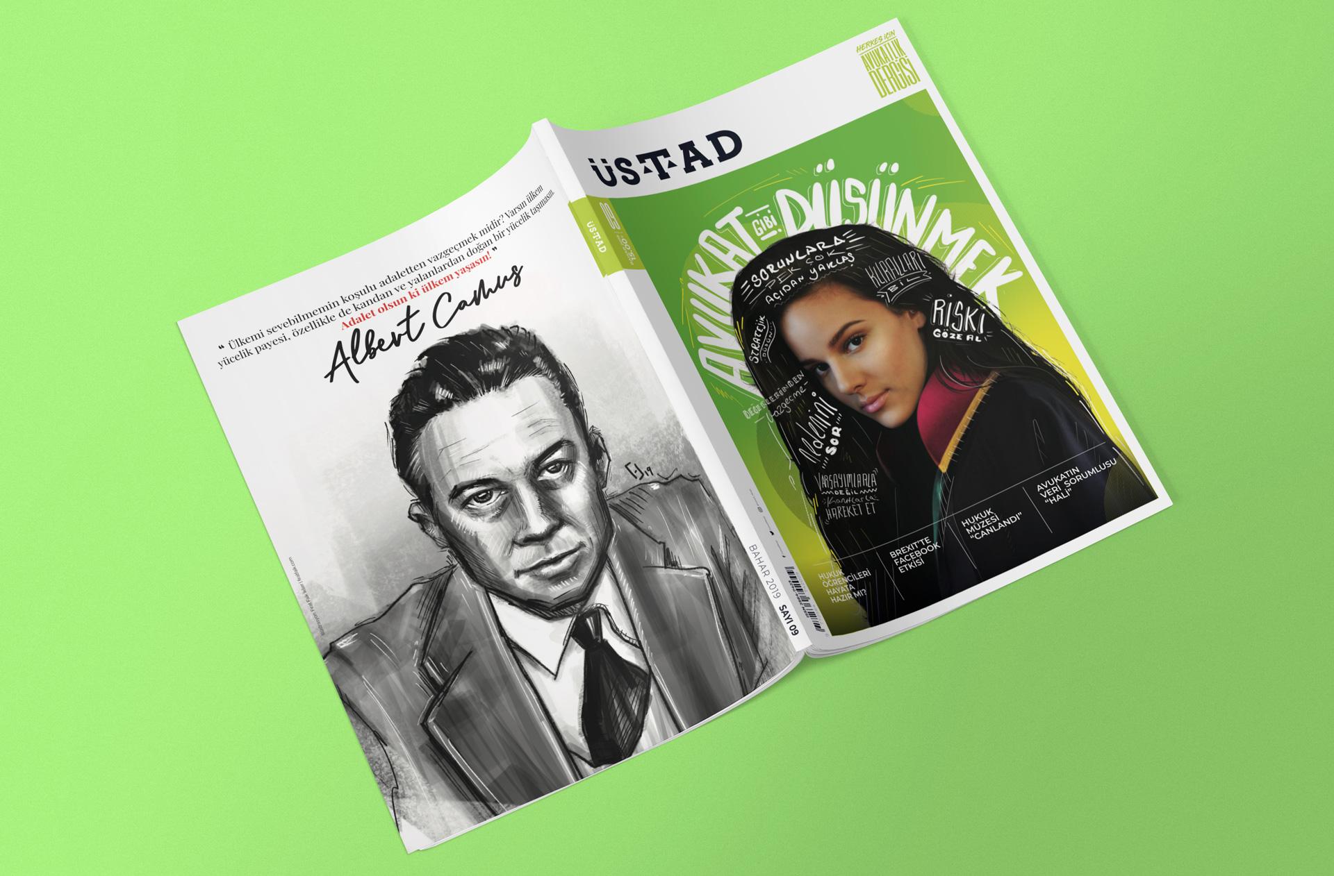 9th issue of Ustad Magazine