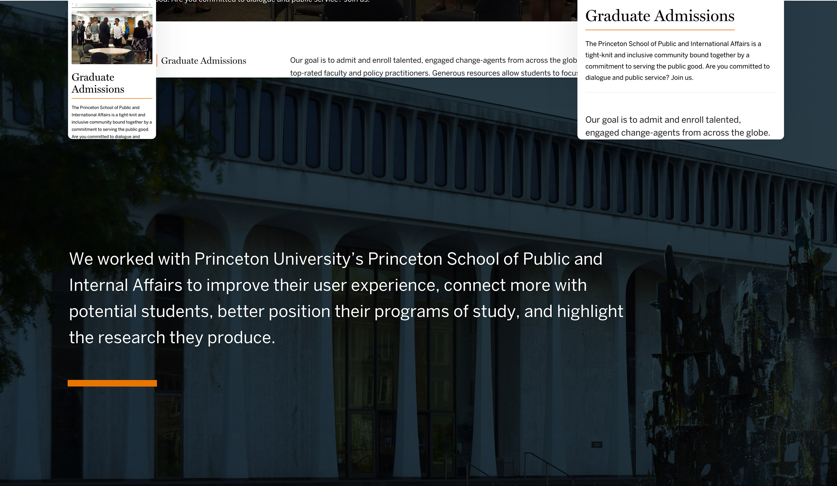 Princeton University School of Public and International Affairs